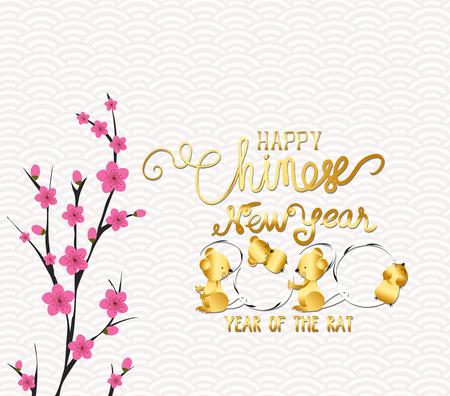 Zodiaco cinese Ratto 2020 anno del topo