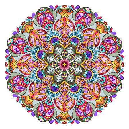 Mandalas, Ramadan kareem. Vintage decorative elements. Oriental pattern, vector illustration. Islam, Arabic, Indian, turkish, pakistan, chinese, ottoman motifs Vector Illustratie