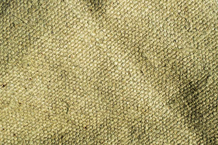 celulosa: La tela de lona en bruto a partir de fibra de celulosa sin pintar Foto de archivo