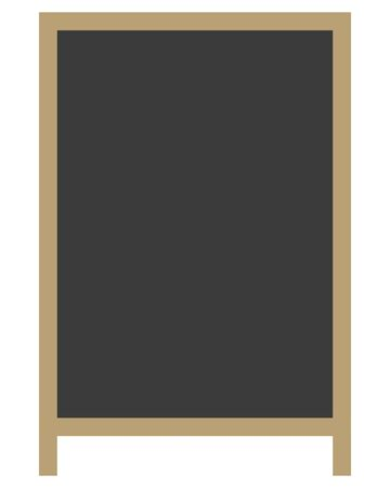 Simple illustration of welcome board Stok Fotoğraf - 140798389