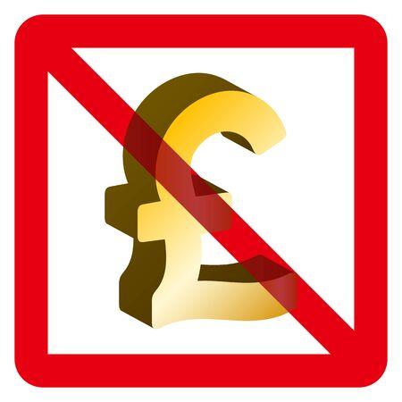 No pound sign