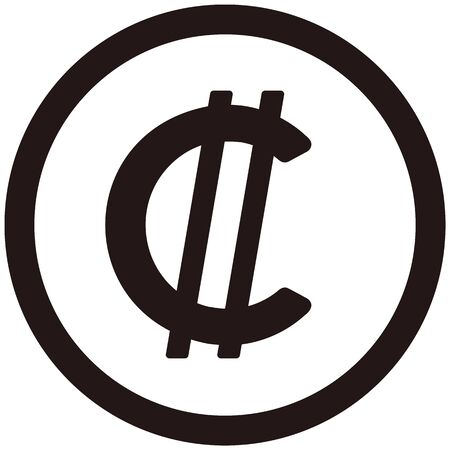 The Colon currency symbol