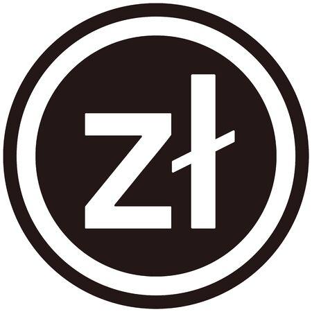 The ZÅ'oty currency symbol