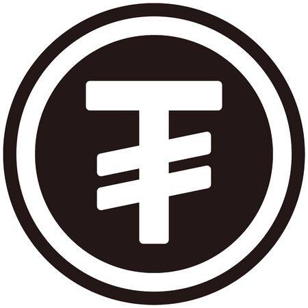 The Tugrik currency symbol