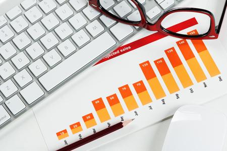 average: Preparing average sales report