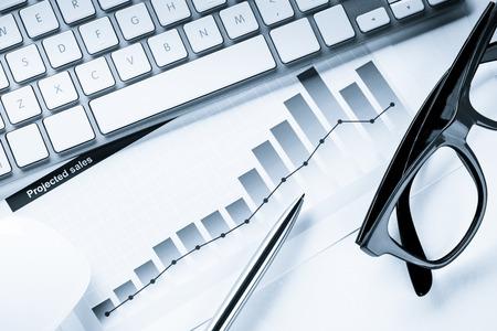 sales report: Preparing average sales report
