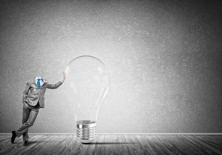 careerist: He possesses creative thinking