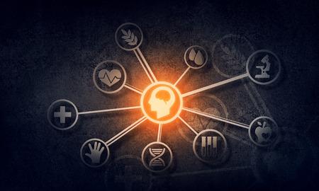 社会的相互作用との接続概念とデジタル背景