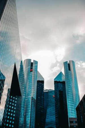 Architecture. Building Design Architecture. Modern office building. architecture detail. Reklamní fotografie