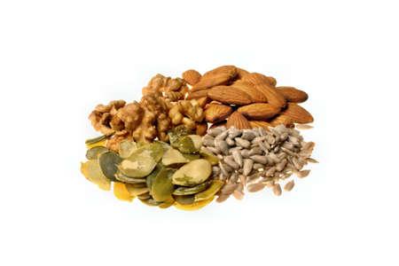 A healthy diet nutrition  Standard-Bild