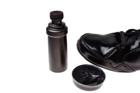 Shoe shine  photo
