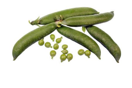 sweet sugar snap: Peas