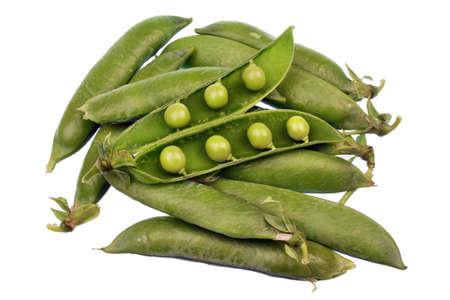 sweet sugar snap: Peas vegetable