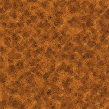 oxidate: Rust rusty metal rusty orange precipitate Stock Photo