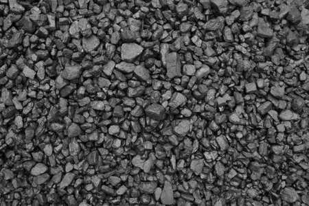 bituminous coal: Coal background black stone natural mineral after the rain
