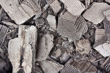 catalytic: Pieces part of car catalytic converter having platinum, rhodium, palladium. Recovery of precious elements