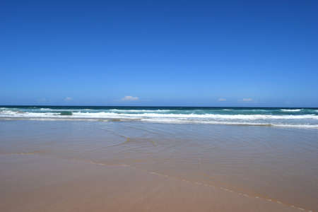 An Amazing Alexandria Bay Noosa National Park on Queensland, Sunshine Coast, Australia 写真素材