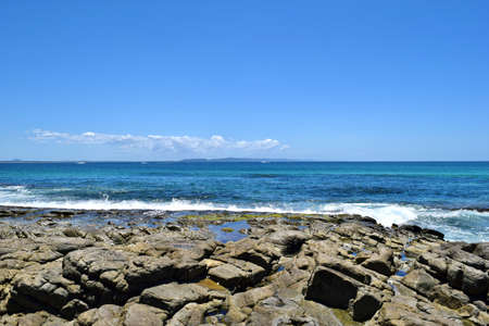An Amazing coastline Noosa National Park on Queensland, Sunshine Coast, Australia