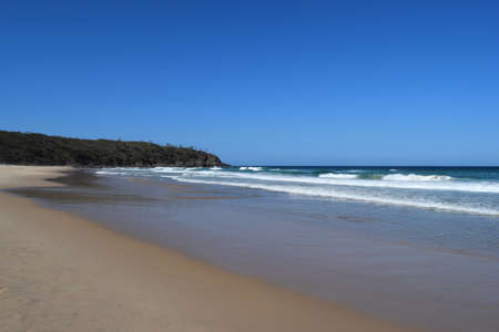 An Amazing Alexandria Bay Noosa National Park on Queensland, Sunshine Coast, Australia