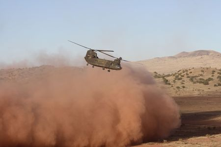 iraq war: army Helicopter