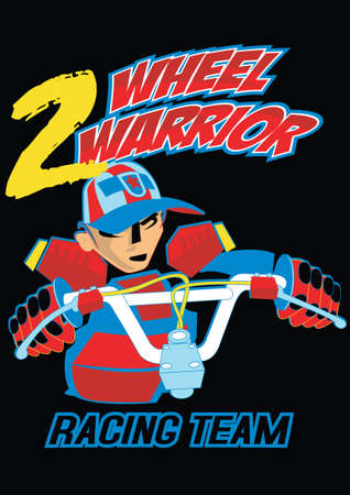 two wheel: Two wheel warrior