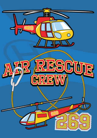 helicopter rescue: Air Rescue