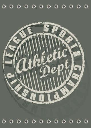 the varsity: Athletic Dept