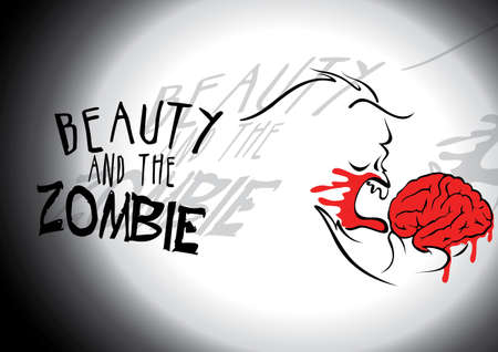 gore: Beauty and the Zombie