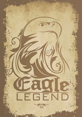 legend: Eagle legend