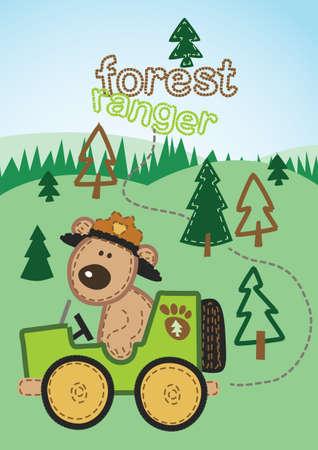 ranger: forest ranger