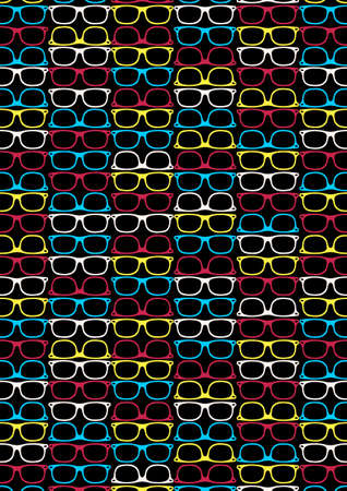 bifocals: Glasses pattern