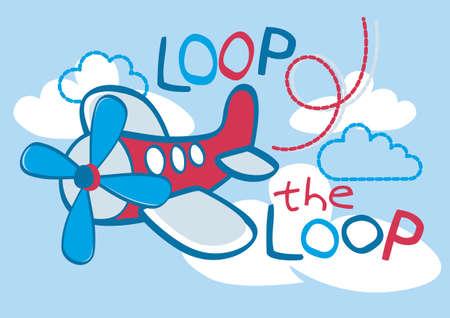 pętla: Loop the loop
