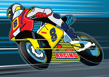 gp: Motorbike racing