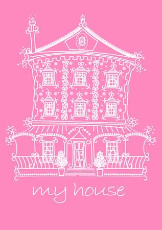 doll house: my house