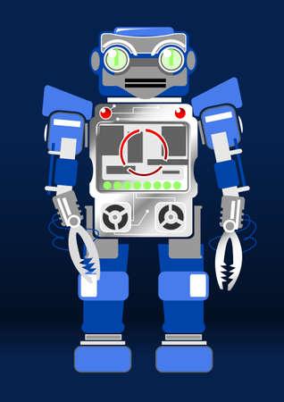 Robot Иллюстрация