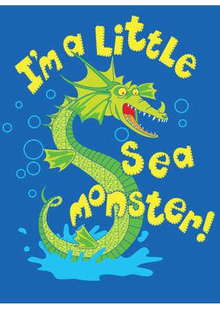 sea monster: Sea Monster