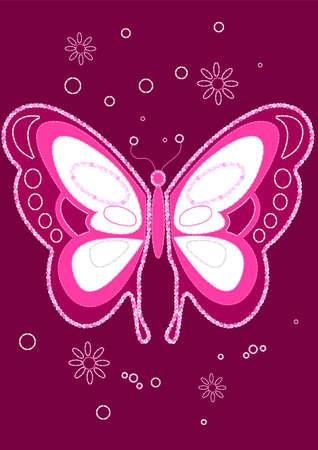 sequin: Sequin butterfly