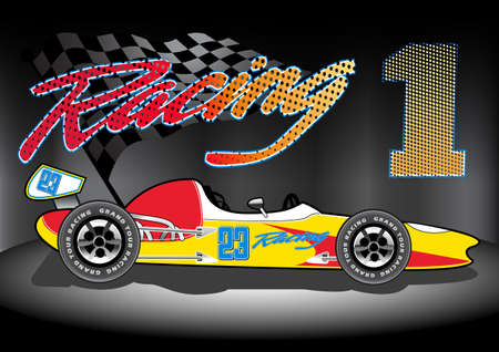 car driver: Team 1 Racing