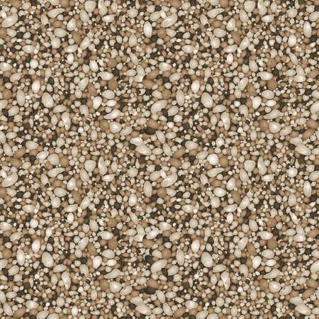 Trama di sabbia in un modello seamless