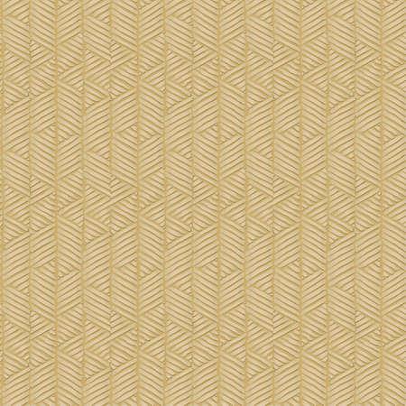 伝統的な竹の杖のシームレスなパターン。  イラスト・ベクター素材