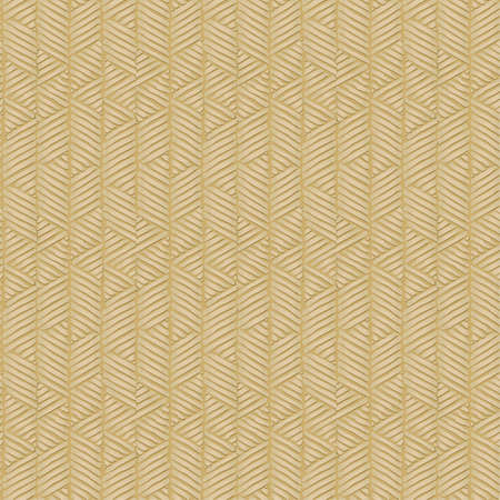 Traditional bamboo cane seamless pattern.