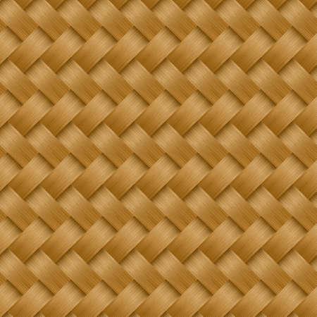 tarima madera: Ca�a de fibra tejida patr�n transparente