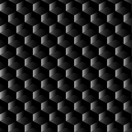 grafito: Grafito Negro malla sin patrón.
