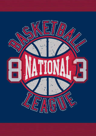 sports league: Basketball National League 83 .