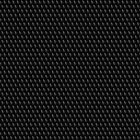 halftone: Small metal textured mesh 32cm half-tone seamless pattern. Illustration
