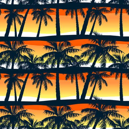 Hawaiian Shirt Pattern Orange