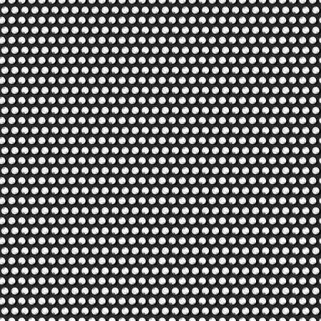 diamante: Clear crystal diamante sequins in a seamless pattern . Illustration