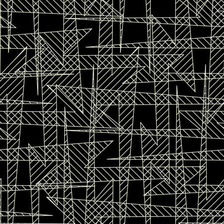 angled: Crossed angled lines in a  seamless pattern .
