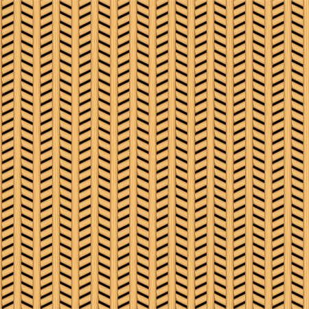 plat: Cane wicker parquet seamless pattern .