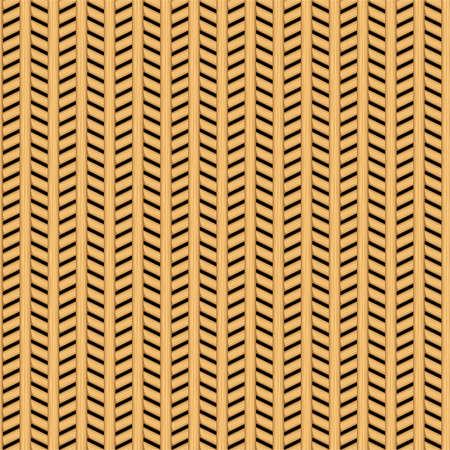 Cane wicker parquet seamless pattern .